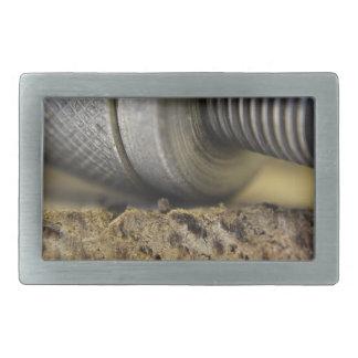 木工事用具の写真 長方形ベルトバックル