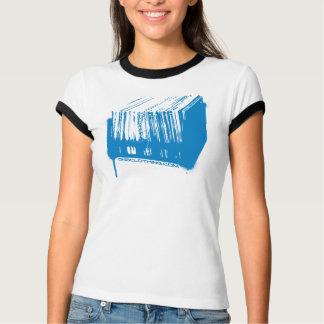 木枠のステンシル Tシャツ