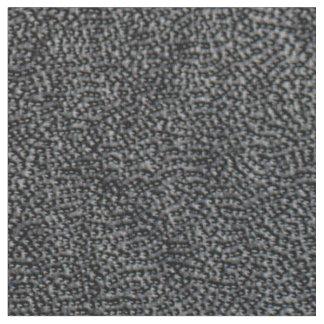木炭穀物ののどの革 ファブリック