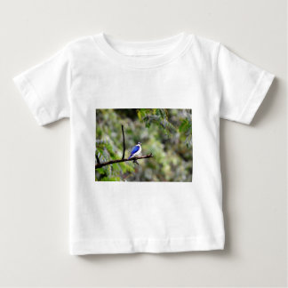 木田園クイーンズランドオーストラリアのカワセミ ベビーTシャツ