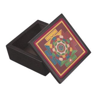 木箱- 5つの要素の曼荼羅 ギフトボックス