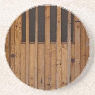 木製のスラットのビーチのドアの肋骨Bravaスペイン コースター