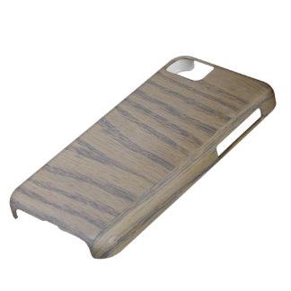 木製の穀物の穹窖のVibeのiPhone 5の場合 iPhone5Cケース