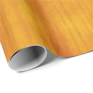 木製の穀物の質#3 ラッピングペーパー