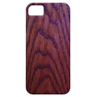 木製の穀物2のiphone iPhone SE/5/5s ケース