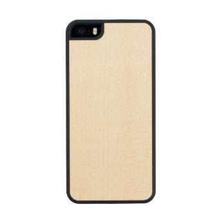 木製の細いiPhone 5/5sの場合 ウッドケースiPhone SE/5/5s