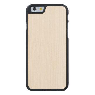 木製の細いiPhone 6/6sの場合 ケース