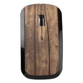 木製の質 ワイヤレスマウス