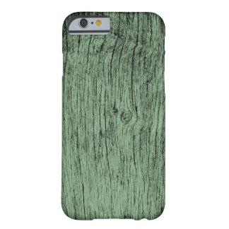 木製の質 BARELY THERE iPhone 6 ケース