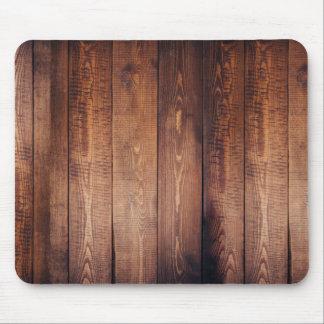 木製のmousepad マウスパッド