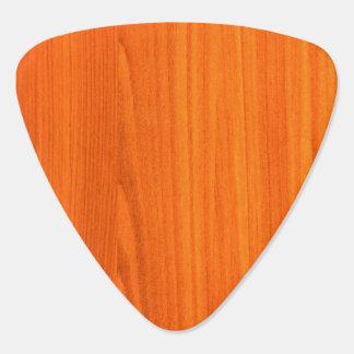 木製パターンギターピック ギターピック