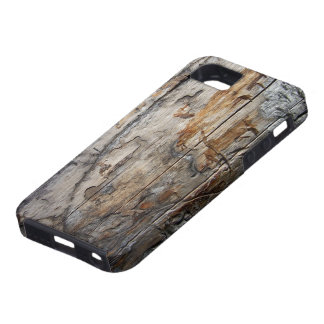 木製パターン芸術 iPhone SE/5/5s ケース