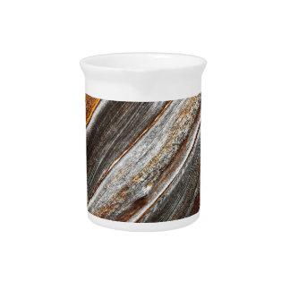 木製パターン ピッチャー