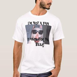 木質のパーティー Tシャツ
