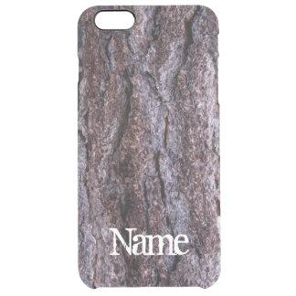 木質 クリア iPhone 6 PLUSケース