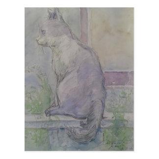 木造町の野良猫さん ポストカード