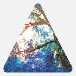 木風変わりな12 三角形シール