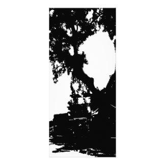 木 ラックカード