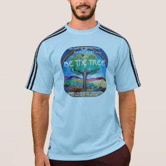 木- AddidasのTシャツ--があって下さい Tシャツ