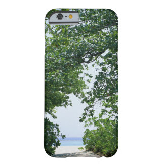 木 BARELY THERE iPhone 6 ケース