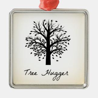 木Hugger メタルオーナメント