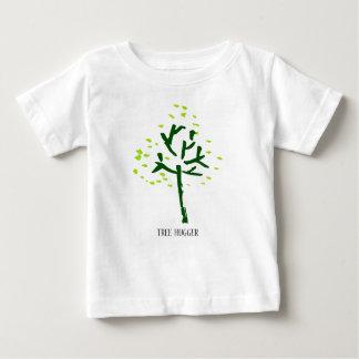 木Hugger 2 ベビーTシャツ