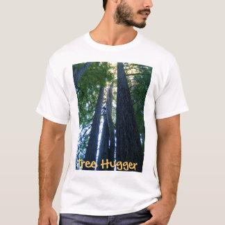 木Hugger Tシャツ