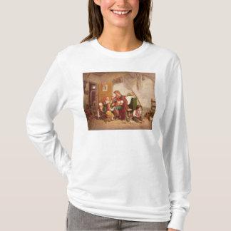 未亡人の家族、19世紀 Tシャツ