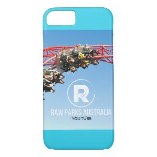 未加工公園のオーストラリアのiPhone 7の電話カバー iPhone 8/7ケース