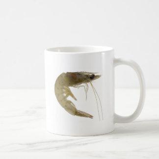 未加工灰色の車海老 コーヒーマグカップ