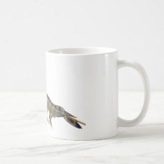 未加工黒いトラの車海老 コーヒーマグカップ