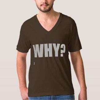 未指定帝国-なぜか。 V首 Tシャツ