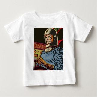 未来からの古い英雄 ベビーTシャツ