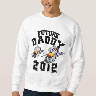 未来のお父さん2012年-ある父 スウェットシャツ