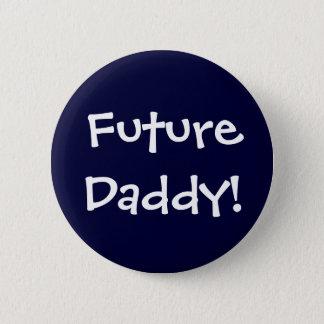 未来のお父さん! 5.7CM 丸型バッジ