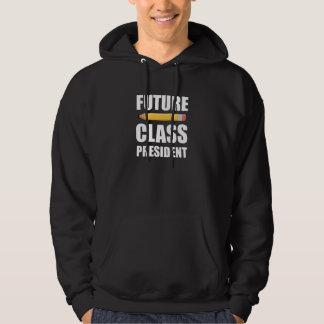 未来のクラスの大統領 パーカ