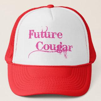 未来のクーガー キャップ