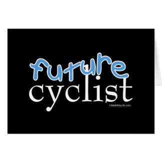 未来のサイクリスト -- 青い カード