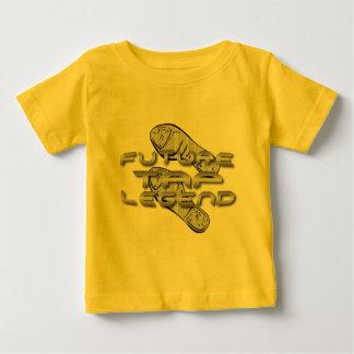 未来のタップの伝説 ベビーTシャツ