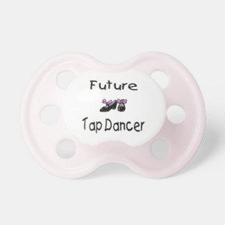 未来のタップダンサー おしゃぶり