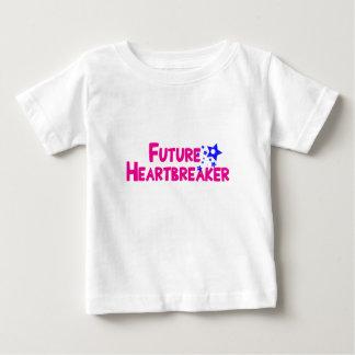 未来のハートブレーカー ベビーTシャツ