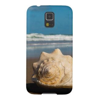 未来のビーチ GALAXY S5 ケース