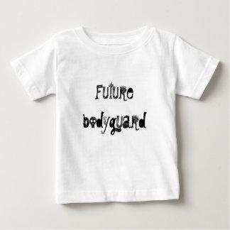 未来のボディーガード ベビーTシャツ