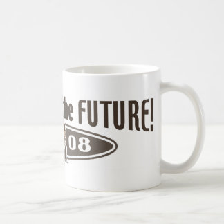 未来のマグのためのバラク コーヒーマグカップ