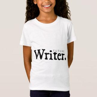 未来の作家 Tシャツ
