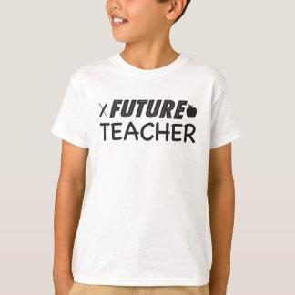 未来の先生はTシャツをからかいます Tシャツ