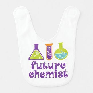 未来の化学者のベビー用ビブ ベビービブ