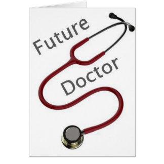 未来の医者先生 カード