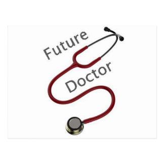 未来の医者先生 ポストカード