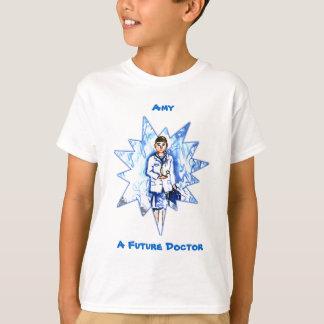 未来の医者 Tシャツ